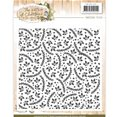 Embossing Folder - The Nature of Christmas