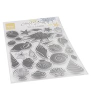 Clear stamp - Sea shell