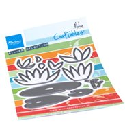 CrafTables - Water lilies by Marleen