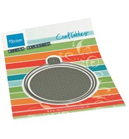 Craftables - Cross stitch Circle S