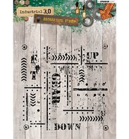Clear stamp - Industrial 3.0 - 321