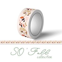 Masking Tape - So' Fall - Les feuillages