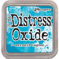 Encre Distress Oxide - Mermaid Lagoon