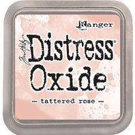 Encre Distress Oxide - Tattered Rose