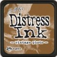 Mini Distress Pad - Vintage Photo