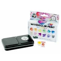 Watercolor paint - Bold & Bright