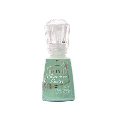 Nuvo Shimmer Powder - Green Paradise