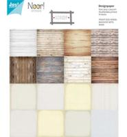 Design paper collection - Wood