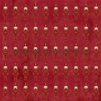 Papier - Nutcracker - in red