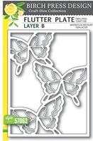 Craft Die - Flutter Plate - Layer B