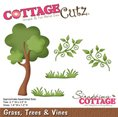Cottage Cutz - Grass, Tree & Vines