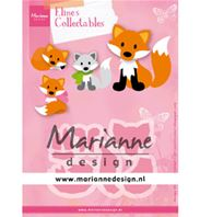 Collectables - Eline's Fox