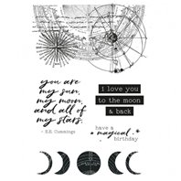Clear Stamps - Stargazer
