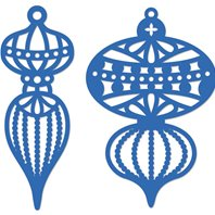 Decorative Dies - Ornate Baubles