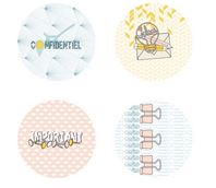 Badges - Confidentiel