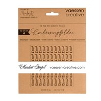 Embossing Folder - Gnoms