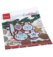 Creatables - Happy New Year baubles