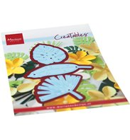 Creatables -Tropical Leaves