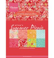 Pretty papers bloc - Summer Picnic