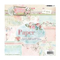 Paper Pad - Lovely moments -124