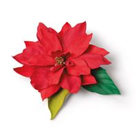 Thinlits - elegant poinsettia