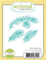 Die - Pine Clippings